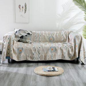 khăn phủ sofa