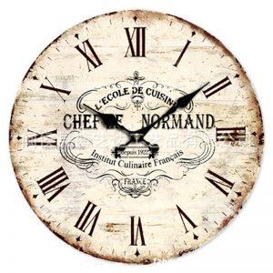 đồng hồ treo tường vintage